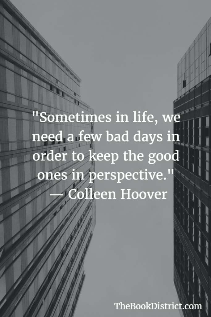Colleen Hoover quote