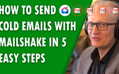 How to send cold emails with Mailshake in 5 EASY steps