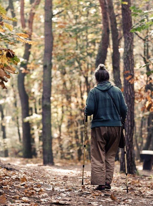Walking Gone Wild, How to lose your age on the trail