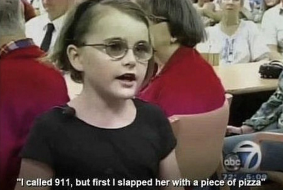 12 Kids who are hilarious, and might actually be brilliant
