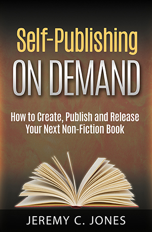 Self publish a book