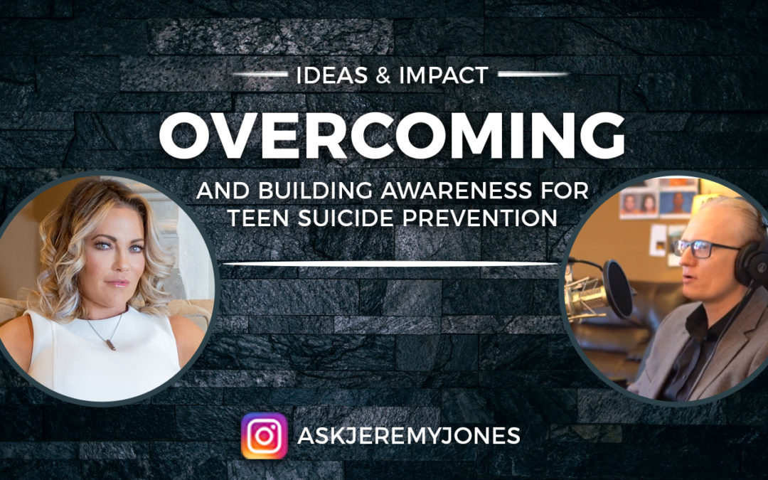 Overcoming and building awareness for teen suicide prevention
