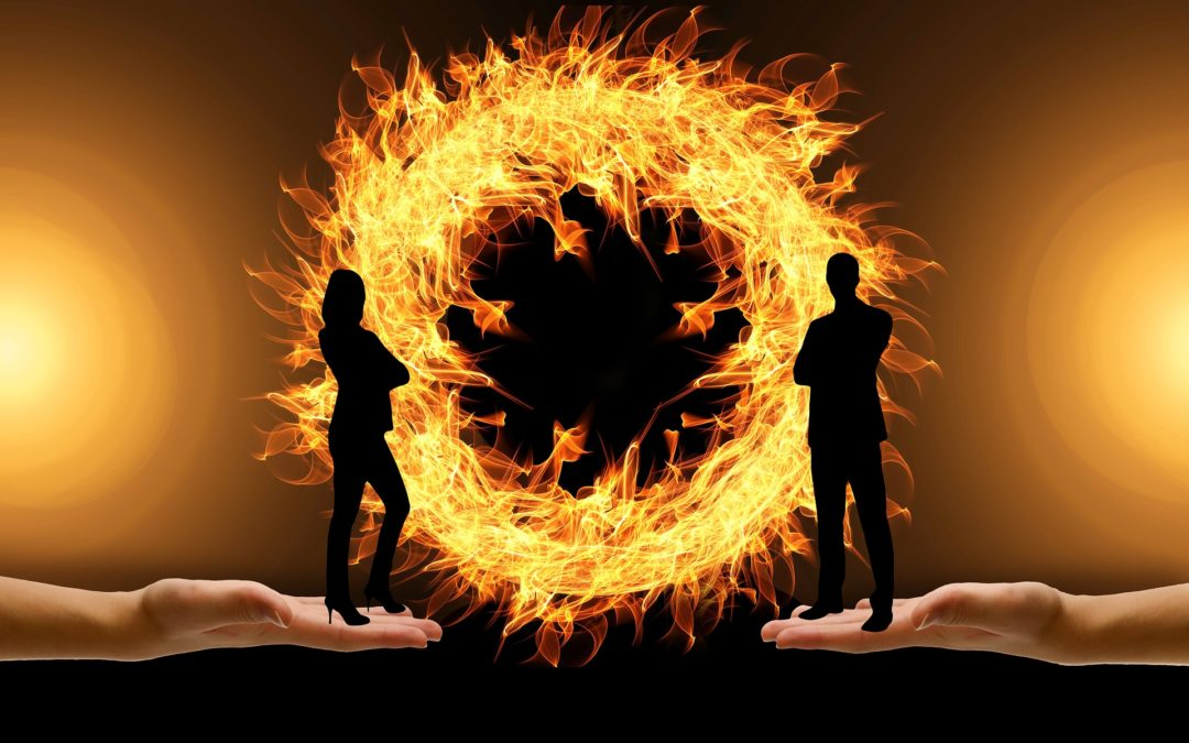 Stop Avoiding Conflict: Learn to Address Disputes Before They Erupt